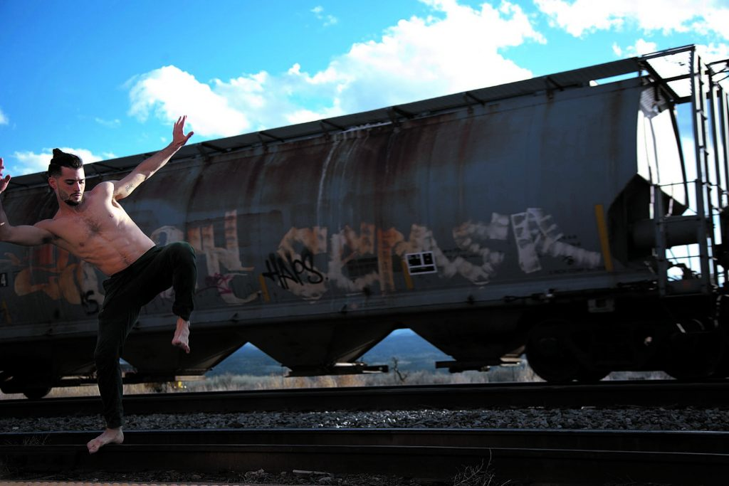 Photograph of Zvi Dance by Kyle Netzeband