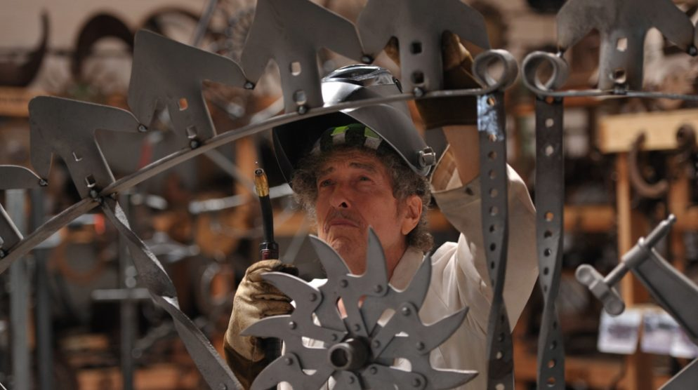 Bob Dylan Is Building a Giant Iron Gate for the National Harbor Casino