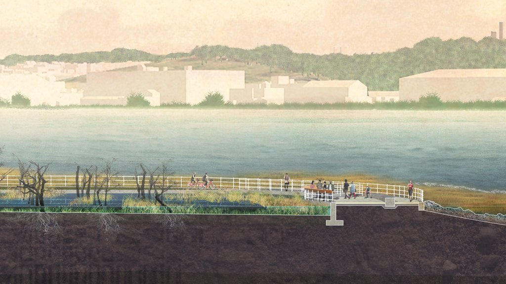 Climate Change Project Wins NPS Competition for Future DC Memorials