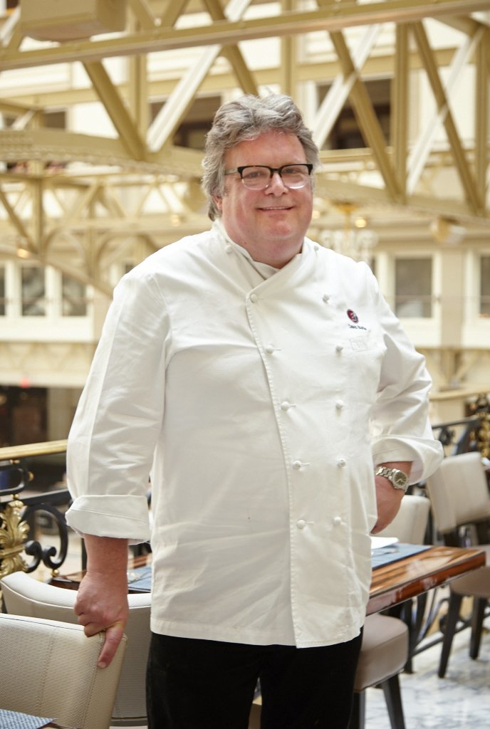 Inside the Trump Hotel's BLT Prime with Chef David Burke