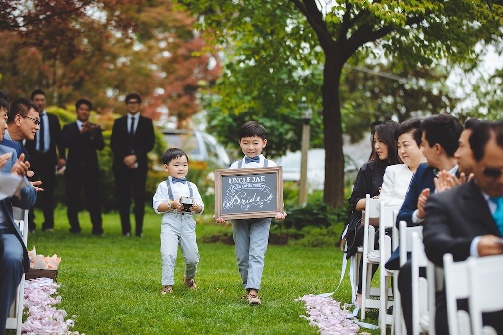 You D Never Guess This Dreamy Wedding Took Place At A Maryland