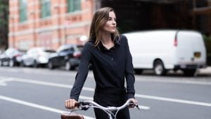 About Time! This Tech-Enhanced Workwear Brand Just Launched a Womenswear Line