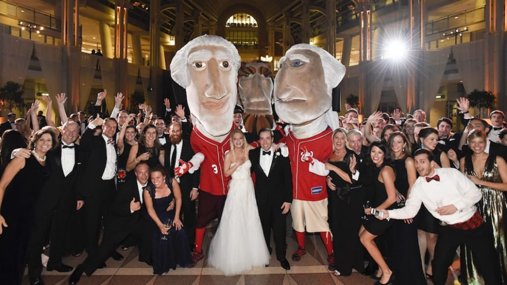 How to Bring the Racing Presidents to Your Wedding (For FREE!)
