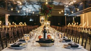 See How This DC Couple Turned an Industrial Building into a Chic Wedding Space
