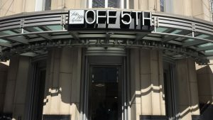 Attention Bargain Hunters: Saks Off Fifth is Now Open in Penn Quarter