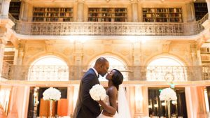 Casual Reminder That This Amazing Library is Nearby in Baltimore AND Available for Weddings