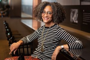 Inside the African American History Museum's Sweet Home Cafe with Carla Hall