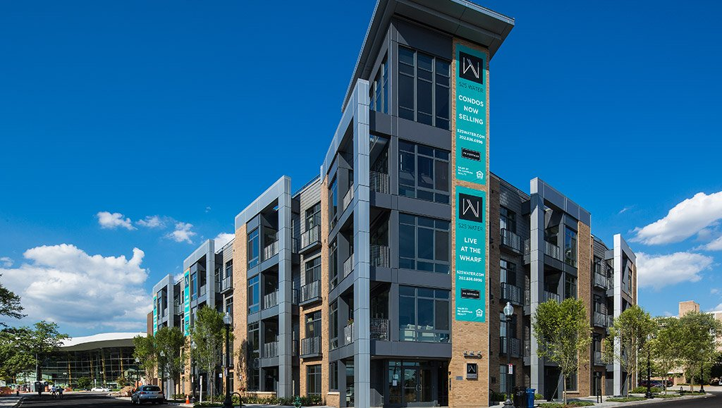 Over 60% Sold at 525 Water at The Wharf