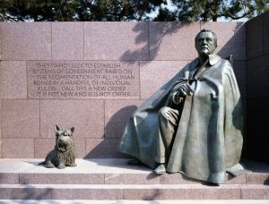 FDR Defended His Dog During a Campaign Speech in DC