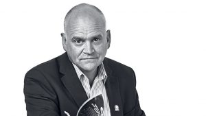 No Pundit Has Spent As Much Time Bashing Washington as Ron Fournier. Now He's Leaving Town.