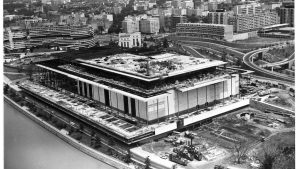 The Kennedy Center Opened 45 Years Ago Today