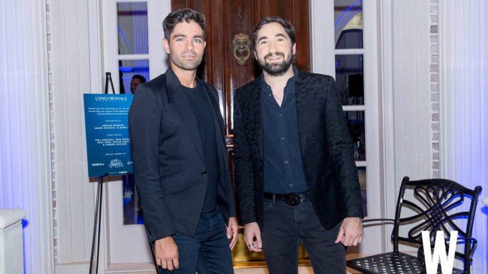 Adrian Grenier Raises 0k for Lonely Whale Foundation at McLean Fundraiser