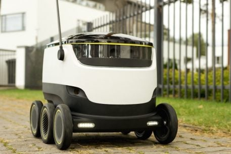 These Robots Will Be Delivering Food in DC Very Soon