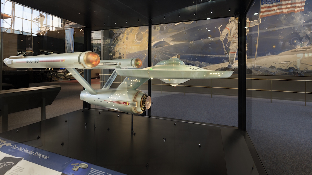 Why the Starship Enterprise Belongs in the Smithsonian