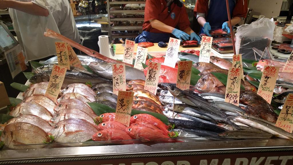 Weekend Food Events: Sushi Fest, Taste of Georgetown