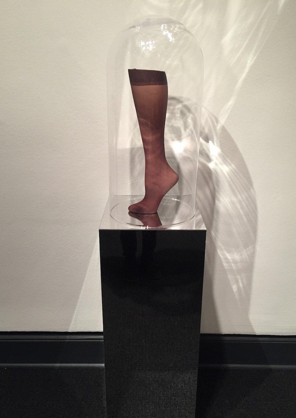 Josephine McKenner's American Leg