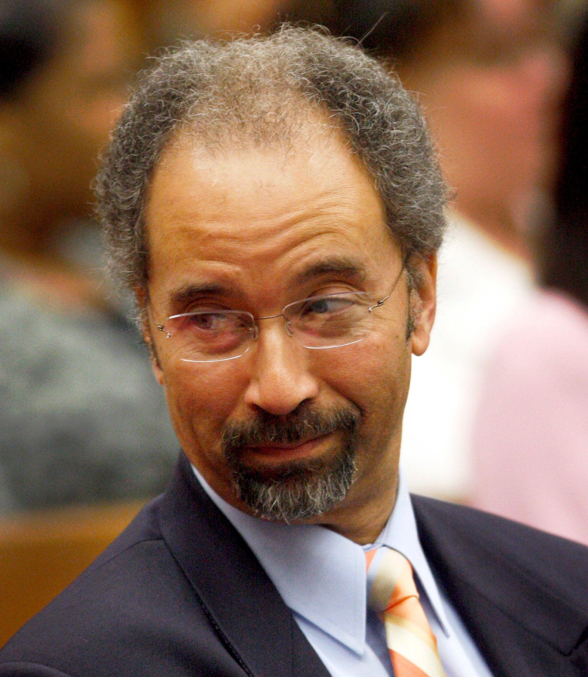 How One of DC's Most Powerful Judges Got Accused of Rape