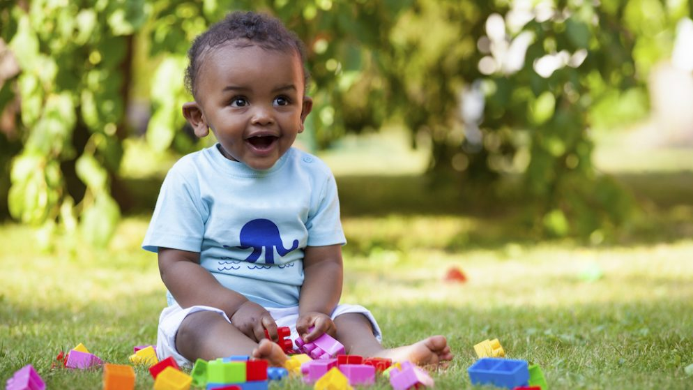 Is the Winning Entry for Our Cutest Baby Contest on Your Phone?