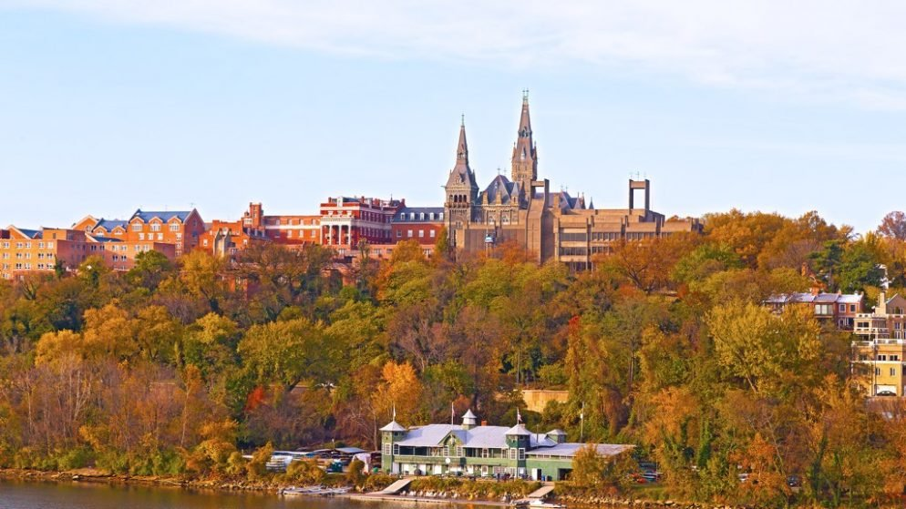 Georgetown Will Give Preferential Admission to the Descendants of Slaves–But Financial Aid Is a Different Story