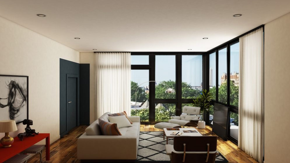 GoodWood Co-Owner Anna Kahoe is Helping Design Four More DC Residential Buildings