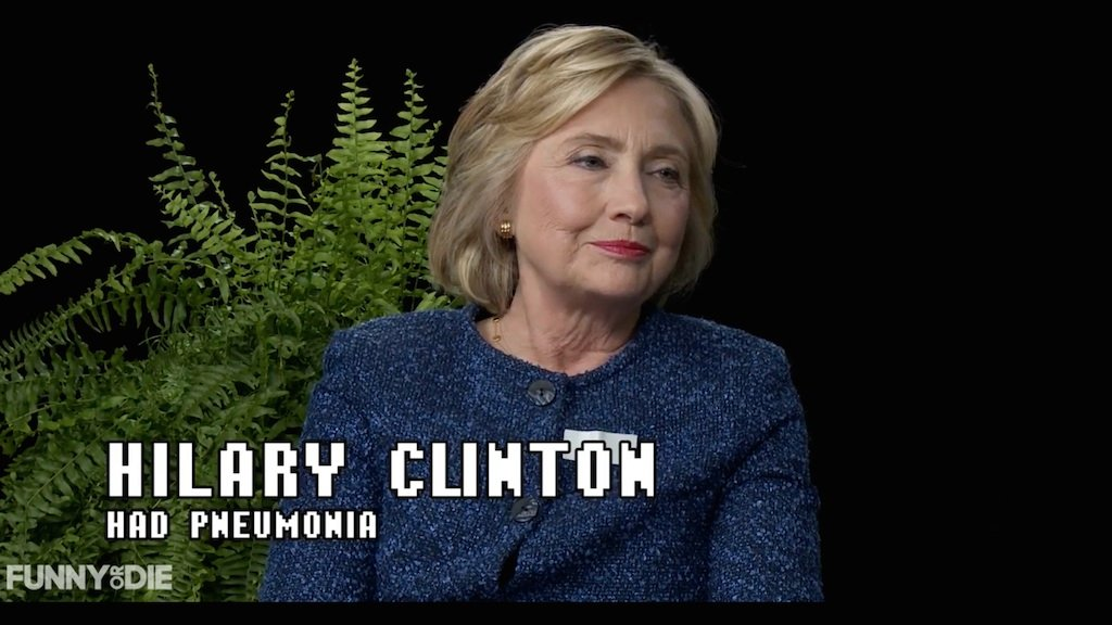 """The Best Moments of Hillary Clinton's """"Between Two Ferns"""" Episode"""