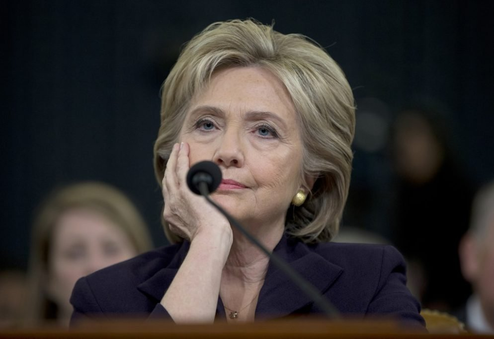 Hillary Clinton Had No Damn Choice But to Work Through Her Pneumonia—After All, She's a Woman