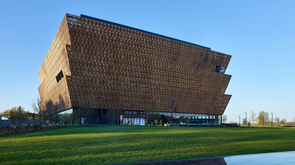 Smithsonian Institution, National Museum of African American History and Culture Architectural Photography.