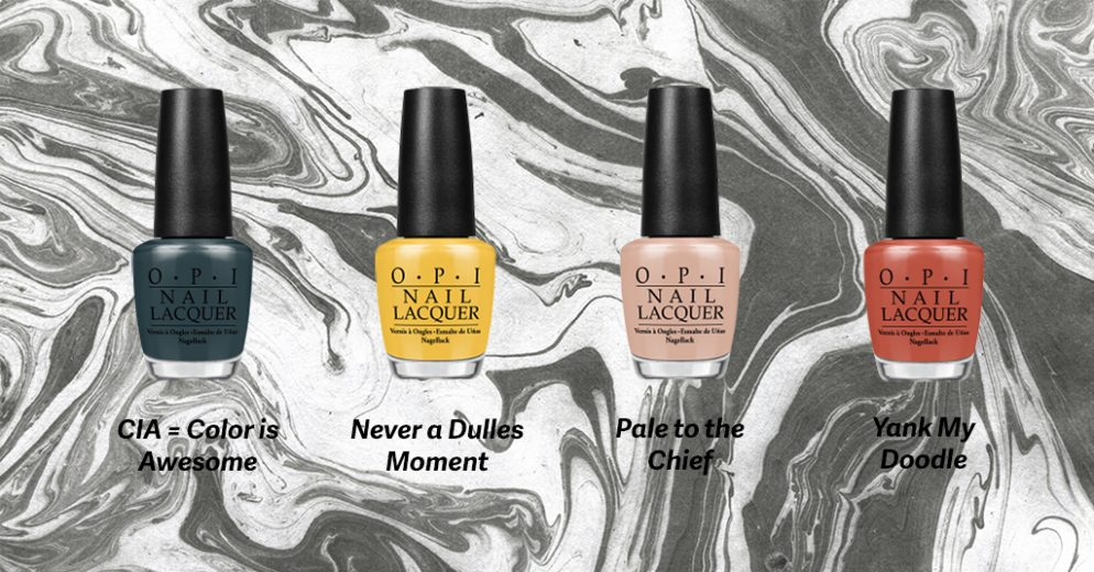This Nail Polish Line Is Just One More Example of Marketers ...