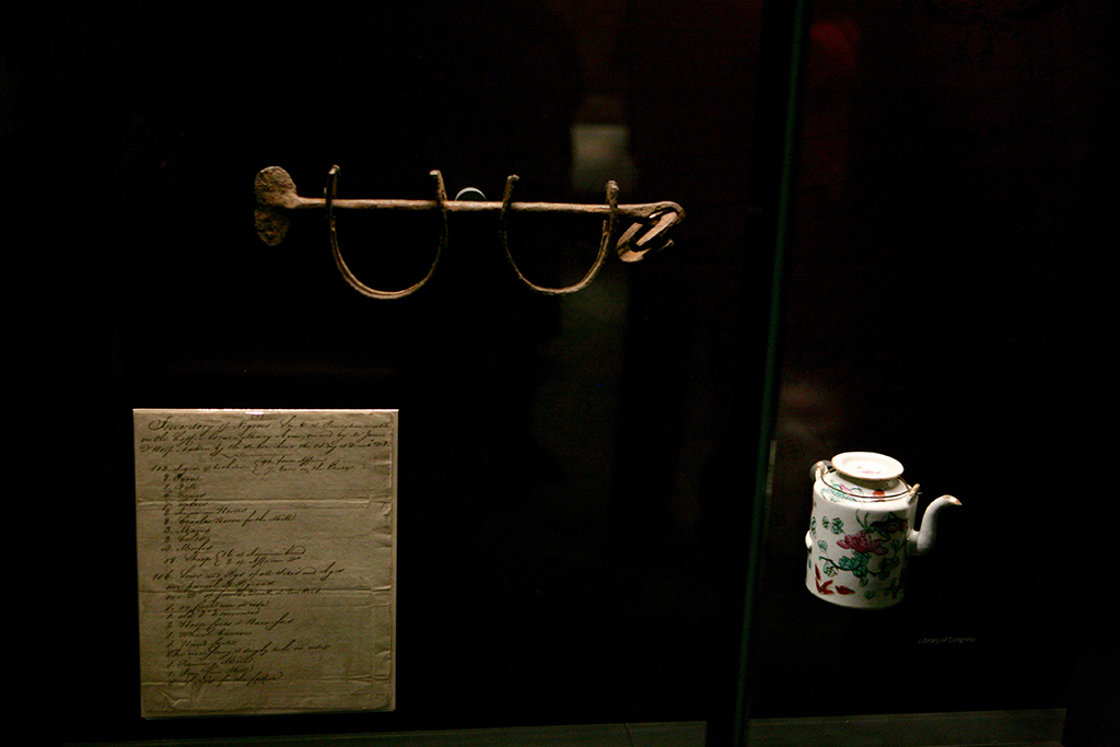 exhibit specialist african american history museum