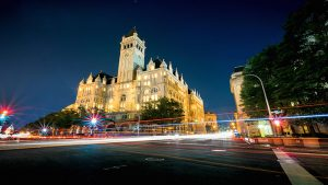 The Biggest Hurdle Facing DC's New Trump Hotel Might Be Donald Trump