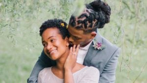 This Self-Care Author Met Her Future Husband on Twitter When He Lived 3,500 Miles Away