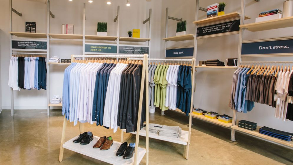 This Tech-Enhanced Clothing Company has Already Opened a Second DC-Area Storefront