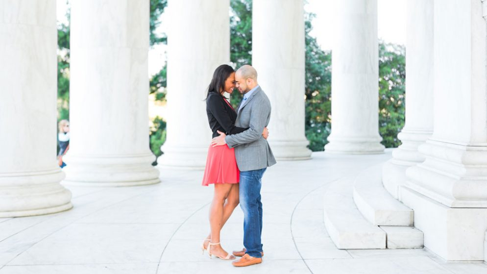 Taking Your Engagement Pics At The DC Monuments? Read This First.