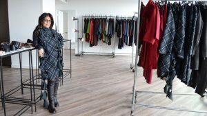 Designer Maria Pinto's Secret to Power Dressing Will Make You So Happy