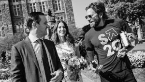 Bradley Cooper Photobombed This Couple at Their Georgetown Wedding