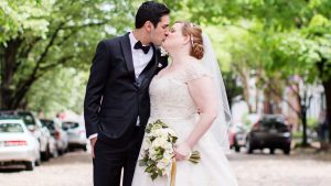 Burned Out at Work, This Bride Just Wanted a Cheap Vacation. Instead, She Met Her Future Husband.