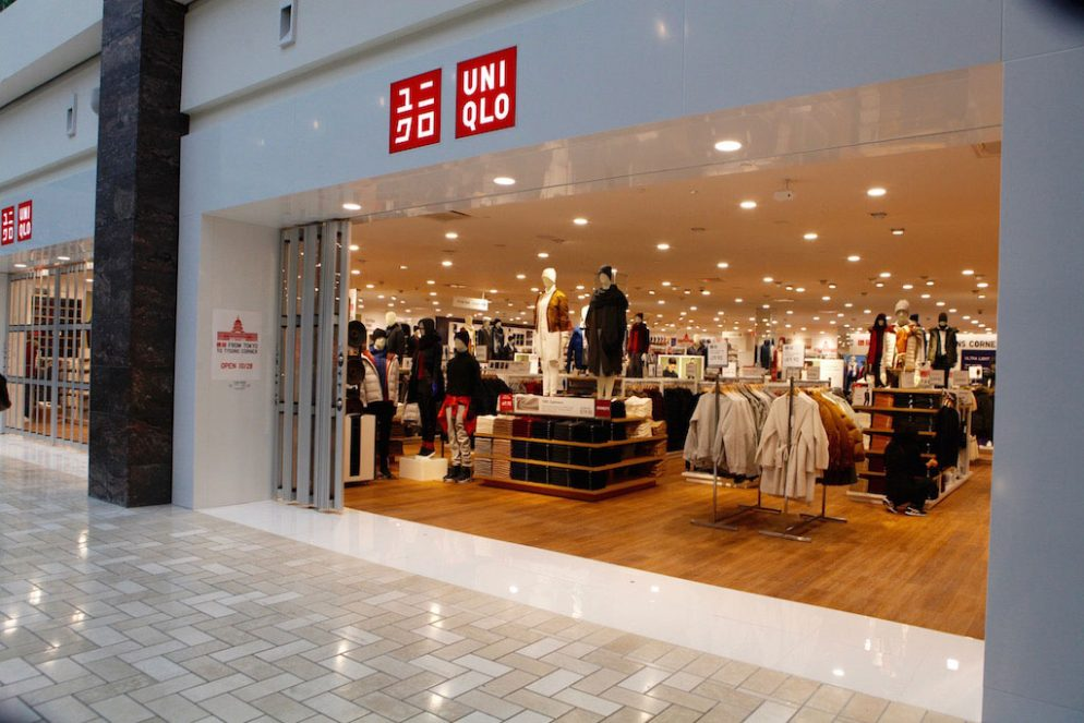 Finally! Uniqlo Is Now Open at Tysons Corner Center