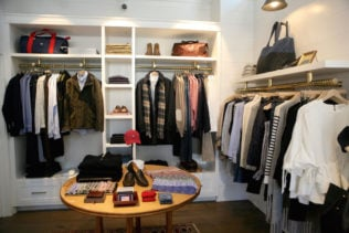 Tuckernuck first ever sample sale in Chevy Chase
