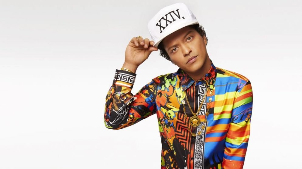 Bruno Mars to Open Theater in MGM Casino at National Harbor