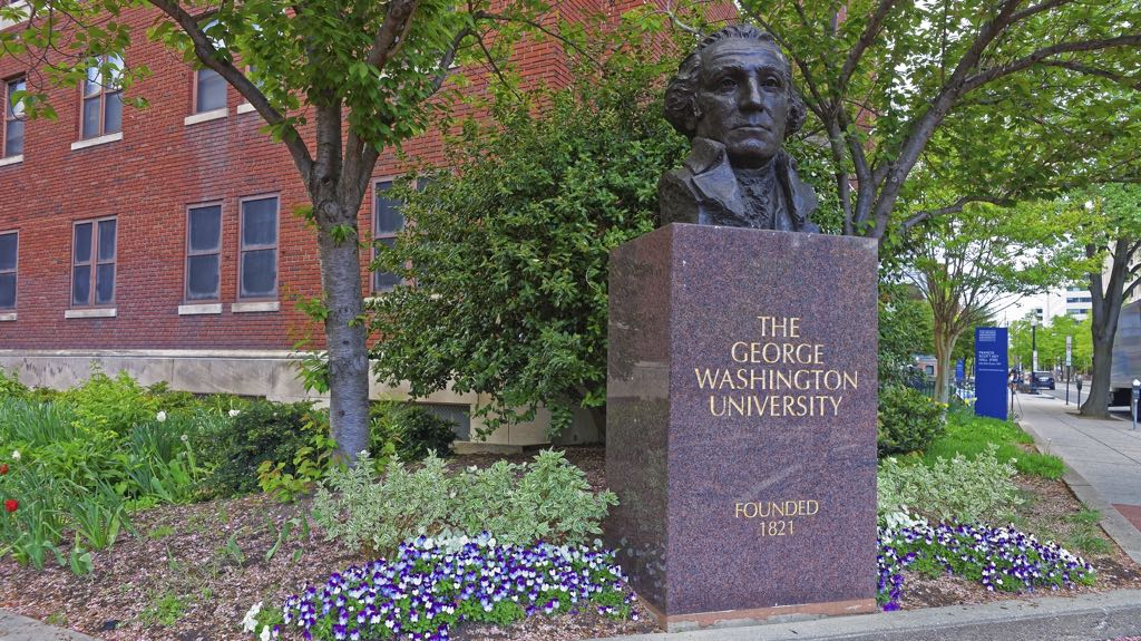 GW Tumbled Off the Princeton Review's Most Politically Active List, and AU Students Are Loving It