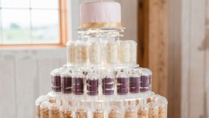 How Did We Miss Out on This Wedding's Cake Push-Pop Tower?