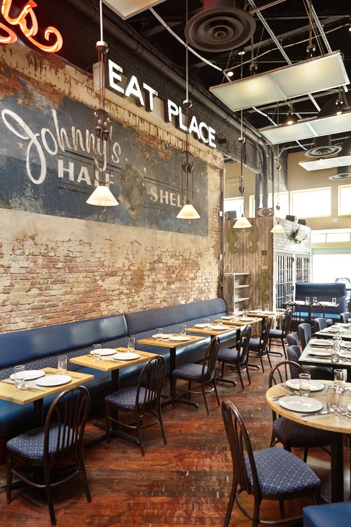 Johnny's will initially open for dinner, with weekend brunch to follow.