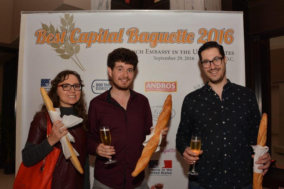Best Capital Baguette Winner Announced
