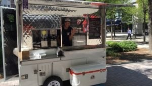 Red Hook Lobster Pound Launches a Sidewalk Cart in DC Today