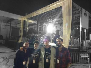 How All Things Go Went From Blogging About Music to Putting on a Big Music Festival