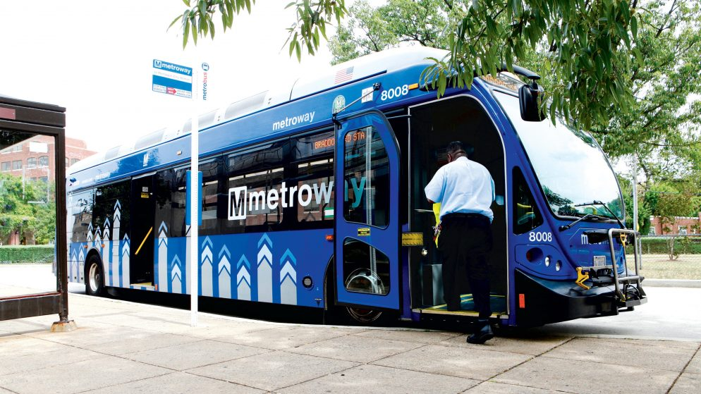 Metrorail Is So Bad We're Actually Excited to Ride the Bus Again