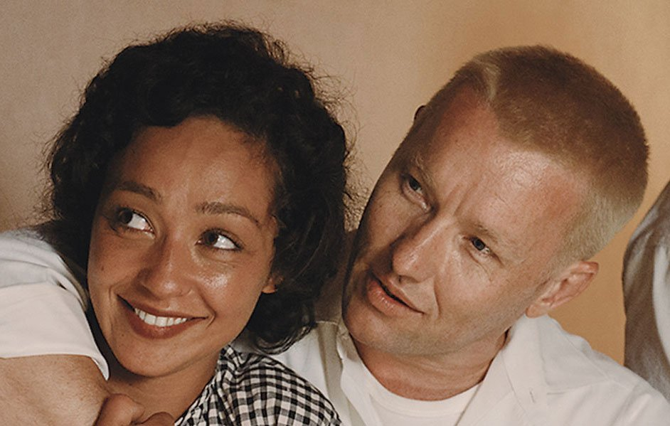 Ruth Negga and Joel Edgerton play them in Loving, out November 4. Photo by Ben Rothstein/Focus Features .