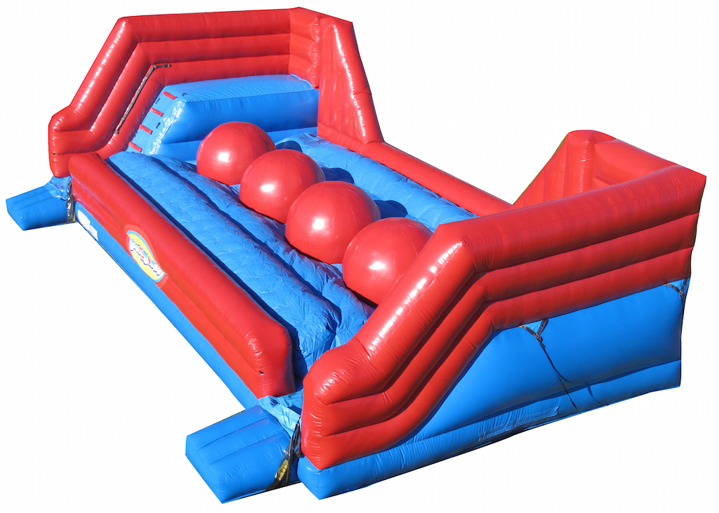 The Big Baller. Image courtesy of Inflatable 2000.