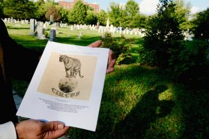 A Man Who Was Killed by a Tiger in DC a Century Ago Might Finally Get a Headstone