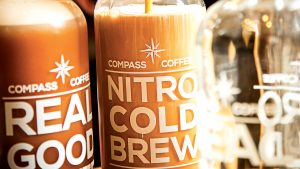 Nitro Cold-Brew Coffee Is Suddenly Everywhere